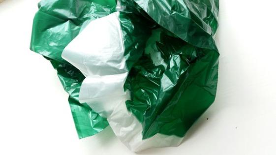 Wir sagen Nein zu Plastiktüten